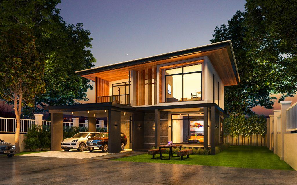 4 วิธีออกแบบบ้านในสไตล์ประหยัด